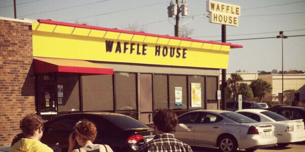Coronavirus Even Closed the Waffle House