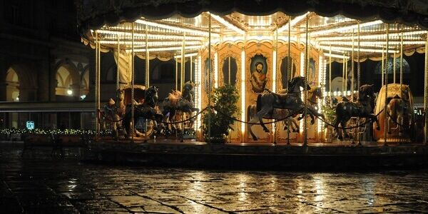 Hopping Off the Merry-Go-Round